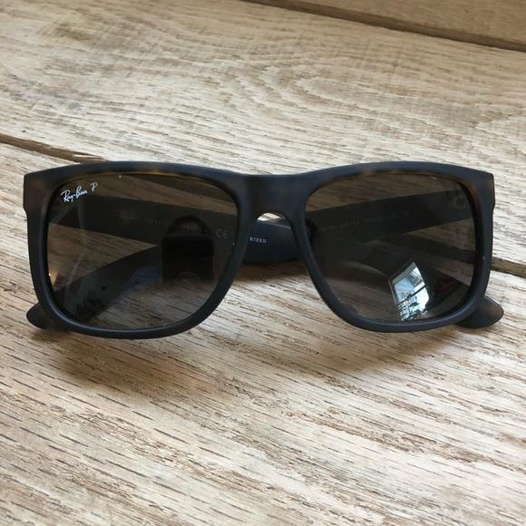 9c0420f749 ... new wayfarer classic polarized sunglasses ce23c 5d6d7  italy ray ban  sunglasses tortoise polarized lens justin 3a234 03884